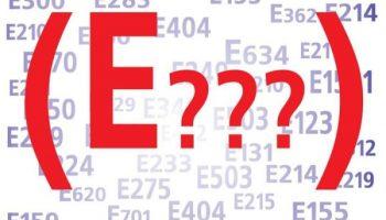 Почему далеко не все добавки «Е» опасны для здоровья