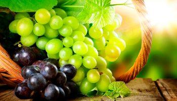 Почему виноград нужно есть вместе с косточками
