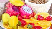 5 тропических фруктов, которые большинство людей не пробовали спелыми