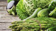 Почему зеленые овощи самые полезные