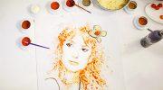 Кто рисует фантастические пейзажи из обычной еды