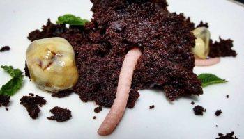 Губка для мытья посуды, пепельница с окурками и другие десерты невероятно отвратительной реалистичности