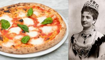Почему пицца Маргарита носит имя королевы