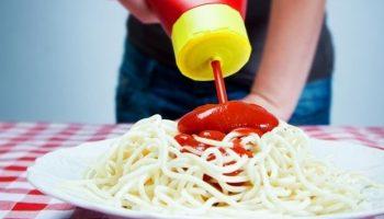 Почему итальянцы не едят макароны с кетчупом