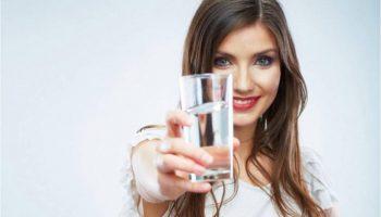 Сколько за всю жизнь в среднем выпивает человек воды