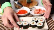 Почему в Японии принято есть суши прямо руками