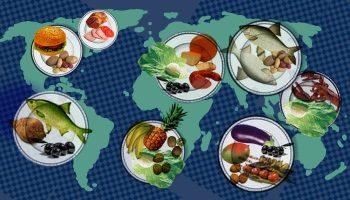 5 стран с самой полезной кухней в мире