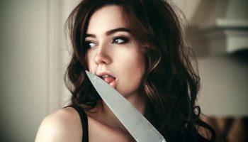 Почему в России есть с ножа — плохая примета