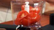 Почему помидоры не стоит взбивать в блендере