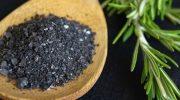 Где можно попробовать соль, черную как уголь