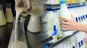Как легко отличить настоящее молоко от поддельного