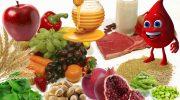 Какие продукты помогают поднять уровень гемоглобина в крови