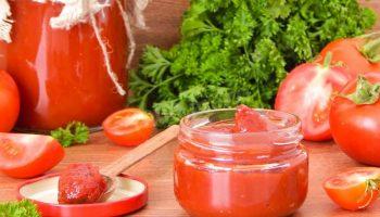 Почему томатная паста полезнее свежих томатов