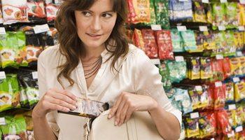 Какую пищу чаще всего воруют в магазинах
