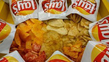 5 видов чипсов с самыми нереальными вкусами
