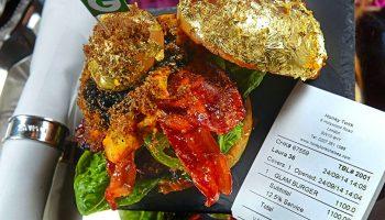 Флербургер: деликатес по цене машины для истинных ценителей фастфуда