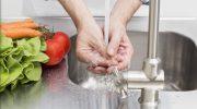 Какие продукты не стоит мыть перед едой