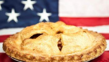 Как яблочный пирог стал одним из символов США