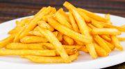 Какой гарнир подают вместо картошки фри в разных странах в ресторанах быстрого питания
