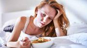 5 продуктов которые не стоит есть во время простуды
