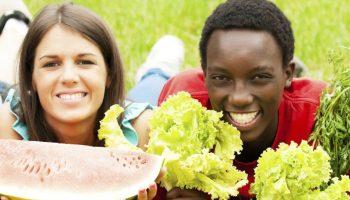 В каких странах больше всего вегетерианцев среди населения