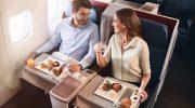 Каким блюдам из меню авиакомпаний может позавидовать крутой ресторан