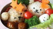 Как японцы готовят невероятно милые блюда из обычного риса