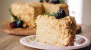 Почему настоящий торт наполеон готовится только из треугольных коржей