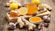Природные антисептики: продукты, которые помогут защититься от микроорганизмов