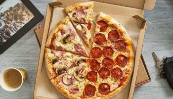 Почему круглую пиццу всегда доставляют в квадратных коробках