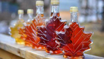 Почему кленовый сироп считается символом Канады