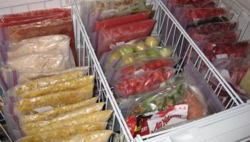 10 продуктов, которые не теряют своих качеств при хранении в морозилке