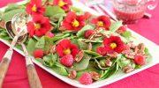 5 цветов, которые часто используются в кулинарии, благодаря их съедобности