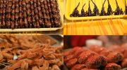 В какой стране можно посетить рынок с самой экзотической едой