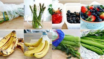 Самые странные способы сохранить продукты свежими