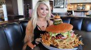 Съешь бургер и получи 500 долларов — такое возможно в одном из ресторанов Америки