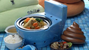 10 самых странных ресторанных подач блюд