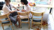 Почему во вьетнамский ресторан Amix Coffee нельзя входить в обуви