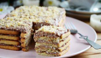 5 вкусных тортов, которые не нужно выпекать