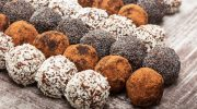 Как сделать полезные конфеты из обычных сухофруктов