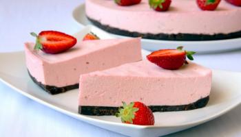 5 тортов, которые не сильно калорийные