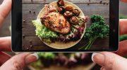 Как правильно фотографировать еду для инстаграм, секреты блогеров