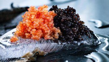 Какая икра рыбы ценится дороже, чем красная и черная