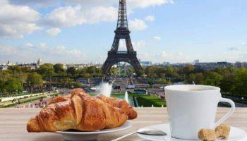 5 мест в Париже, где можно попробовать самые вкусные круассаны
