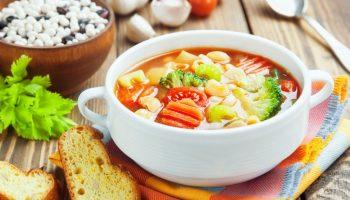 Почему первые блюда должны быть в рационе ежедневно