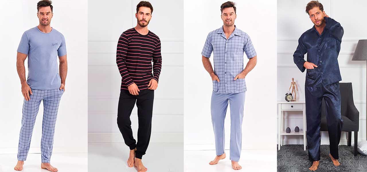 Как выбрать комфортную пижаму для мужчины