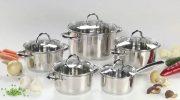 Популярные наборы посуды Tescoma, плюсы и минусы эксплуатации