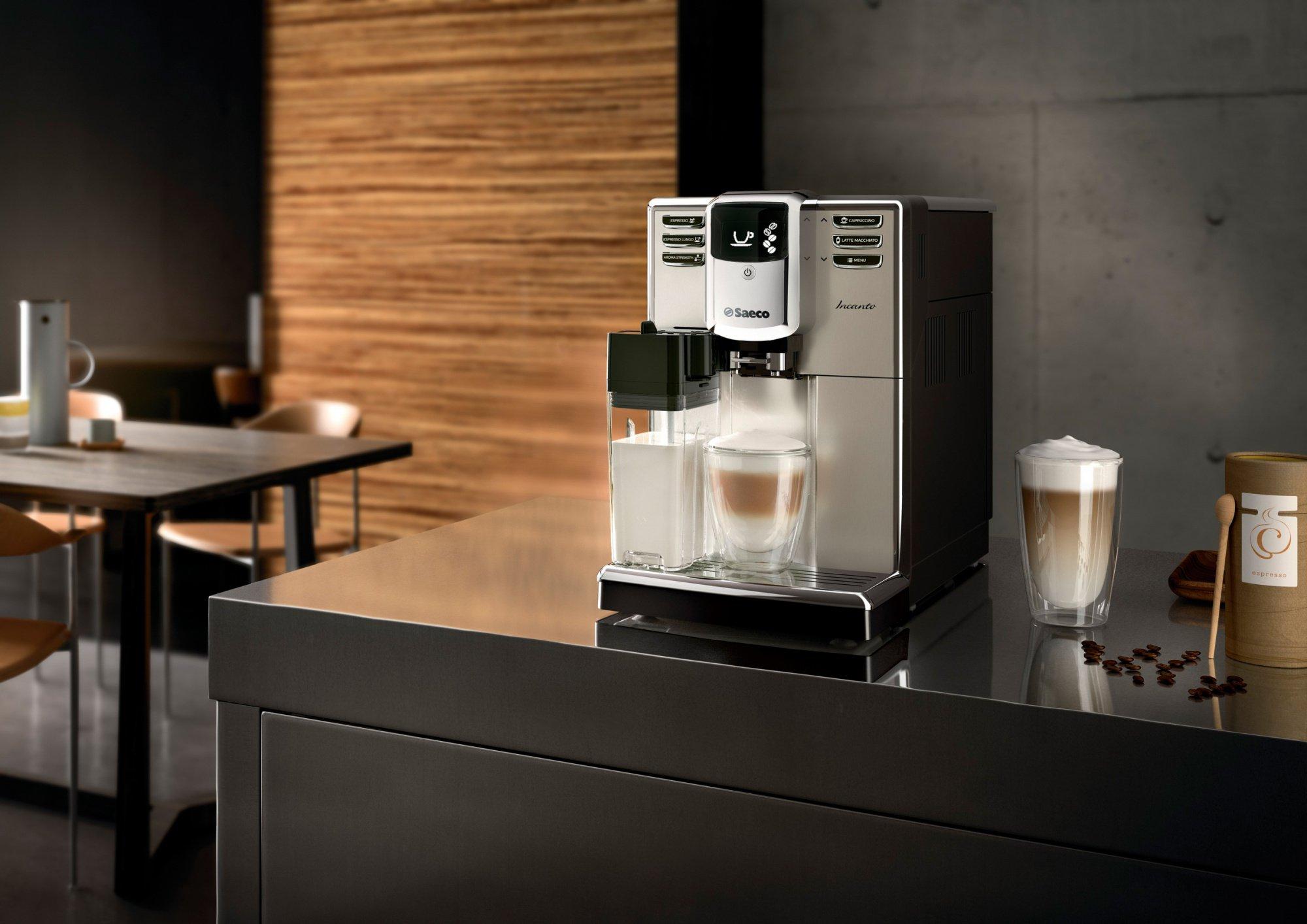 Слабый напор при подаче кофе в кофемашине