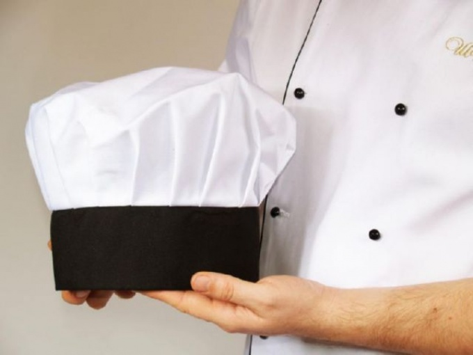 Основные особенности выбора формы для повара
