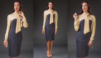 Платье делового дня: как правильно выбрать